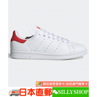 adidas STAN SMITH (WHT / L.RED)
