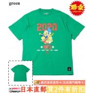 atmos x THE SIMPSONS FAMILY S/S T-SHIRT