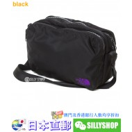 PURPLE LABEL LIMONTA NYLON SHOULDER BAG