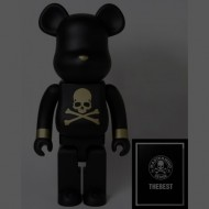mastermind JAPAN BE@RBRICK 1000% + BOOK SET