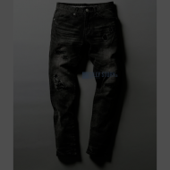 NUMBER (N)INE x LOVELESS・GUILD PRIME MENS DENIM • BLACK