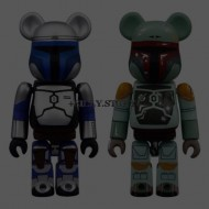 BE@RBRICK 100% STAR WARS SET 2