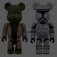 BE@RBRICK 100% STAR WARS SET 1