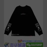 mastermind x ヴァンズ SWITCHING L/S TEE